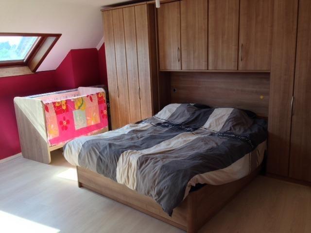 kastbenutting slaapkamer