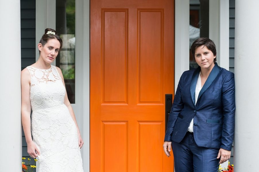 Remarkable, rather lesbian weddings in vermont message removed