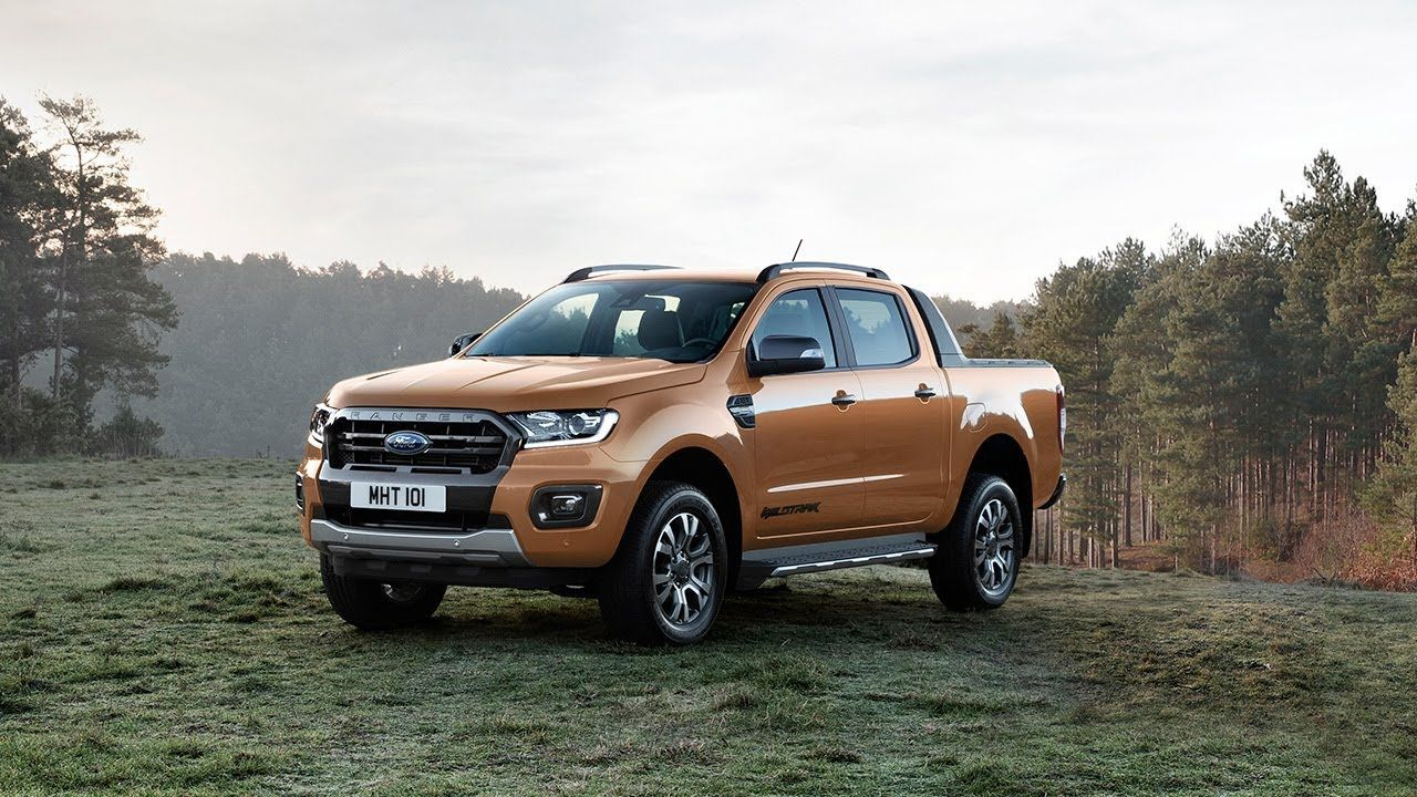 Watch a EuroSpec Ford Ranger Tow 15 Campers Ford ranger