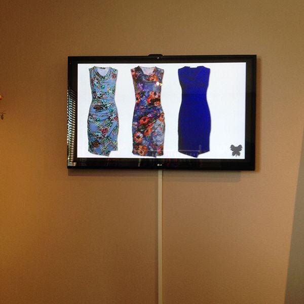 Presentatie jurken van SRNDPTY