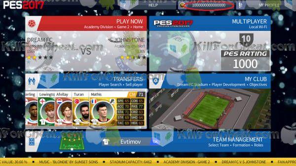 Http Killforcheat Com Dream League Soccer 2017 Hack V4 55 Android Apk Ios Ipa Cheats Versions Dream League Soccer 2017 Hack Apk D Soccer League Soccer Life