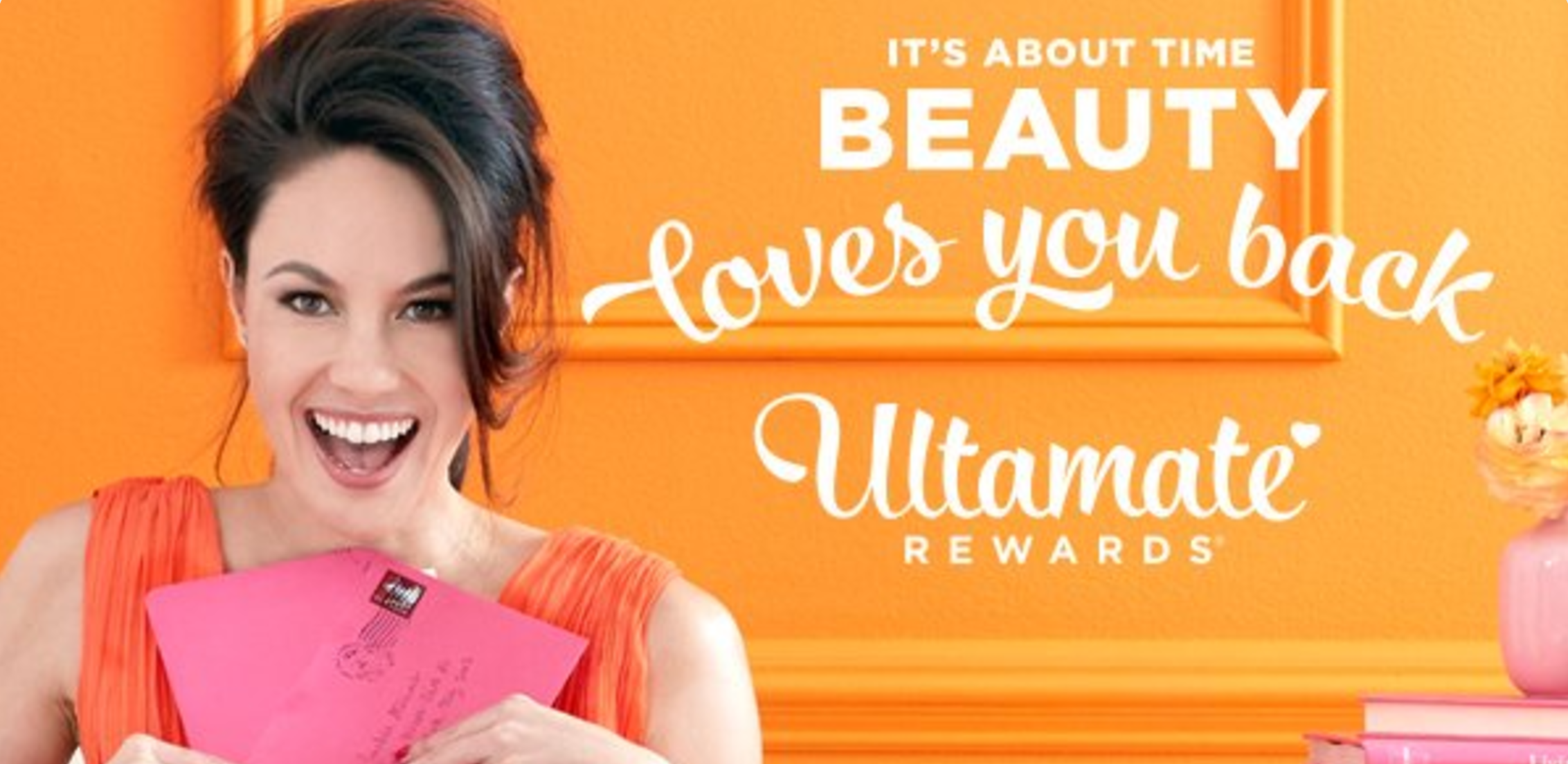 Get 10 to spend. I really love Ulta Beauty's Ultamate Rewards program and thought you should know about it! It's free to join and they make it so easy to earn points that can be redeemed for dollars off ANY products in the store or on the web. https://refer.ulta.com/s/Genny8
