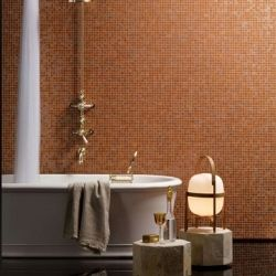 Bisazza Blends 20 Mosaic Glass Wall and Floor Tile