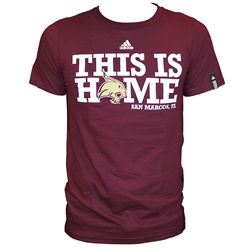 Texas State State Clothes Texas State University State Shirts