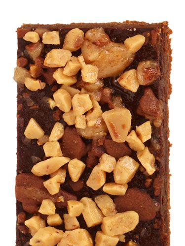Double-Chocolate Toffee Cookie Bar