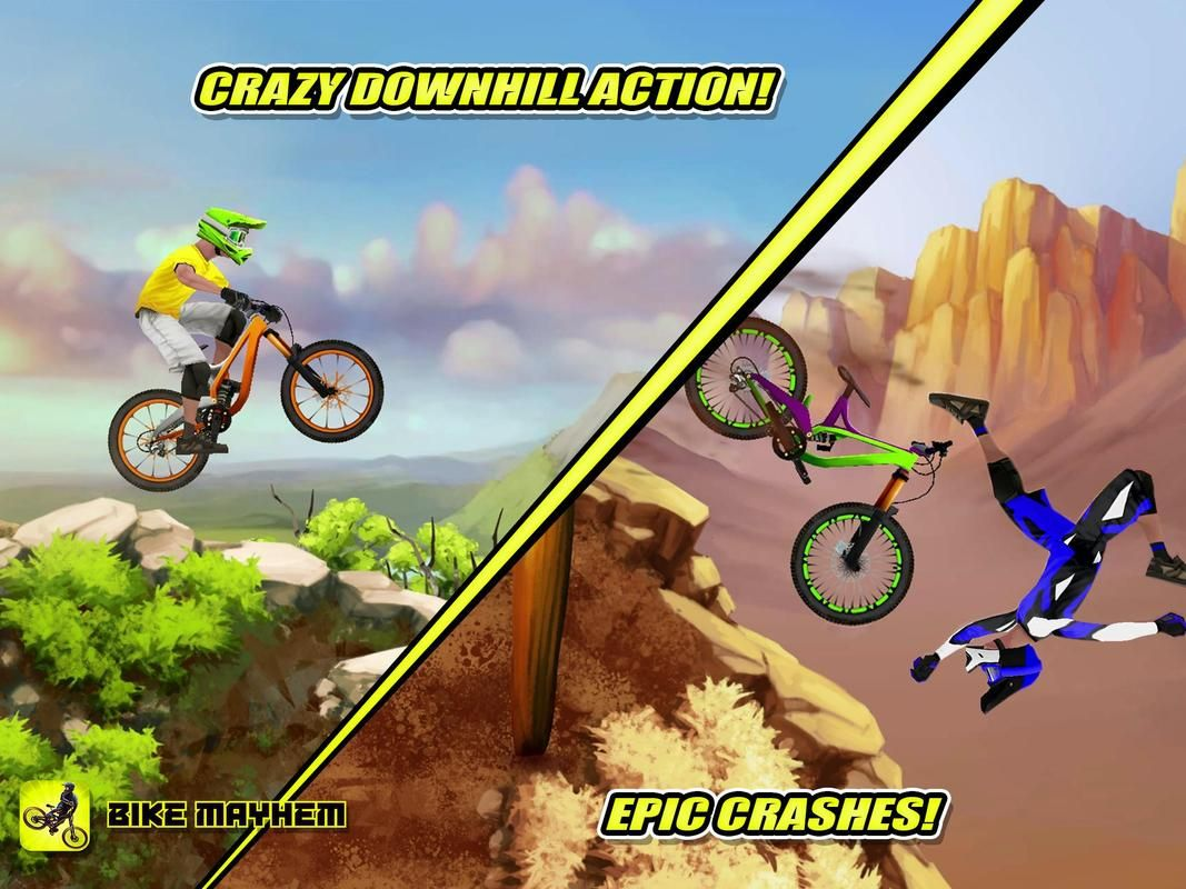 Bike Mayhem For Android Apk Download Bike Bike Mayhem Racing