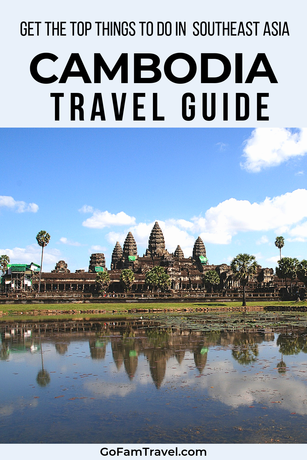 Best of Cambodia Itinerary: Must See Temples, Beaches