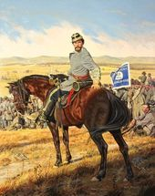 Cleburnes last battle Franklin Tennessee November 30 1864