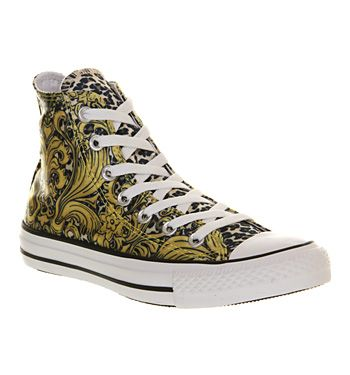 60b72f57b8dc0f Converse Converse All Star Hi Gold Leopard Luxe Exclusive - Unisex Sports