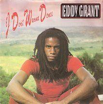 45cat - Eddy Grant - I Don't Wanna Dance / I Don't Wanna Dance (Acapella) - Ice - UK - ICE 56