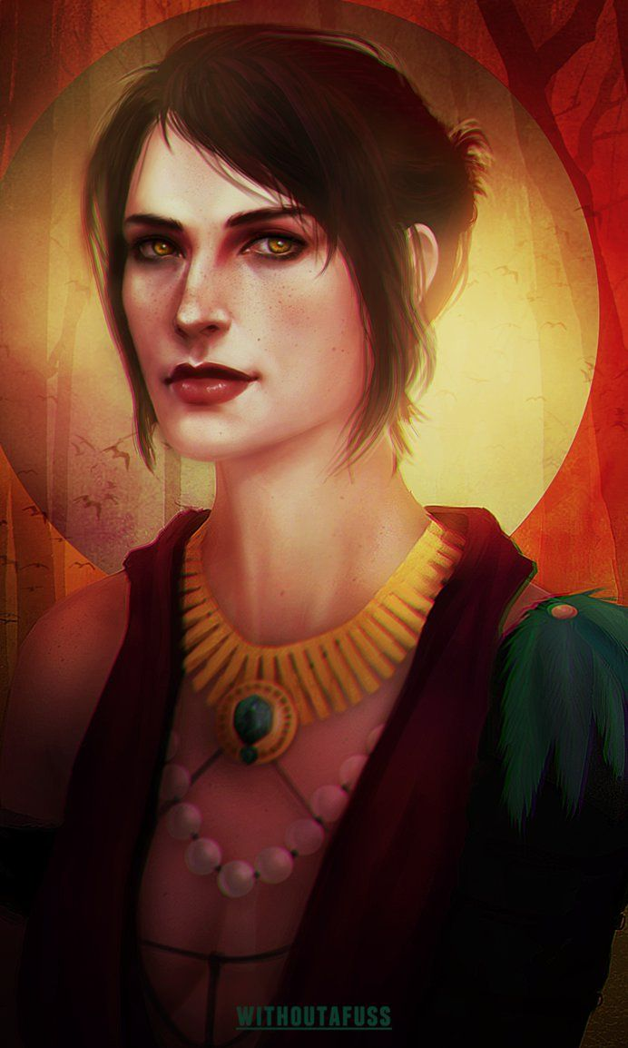 Morrigan by Withoutafuss on DeviantArt