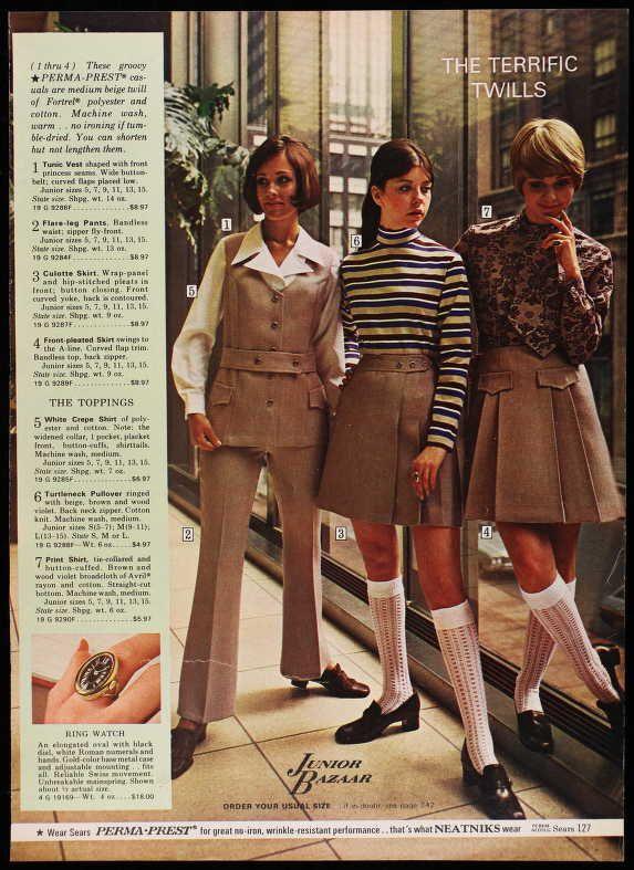Girls' Dress Code, Illinois 1969