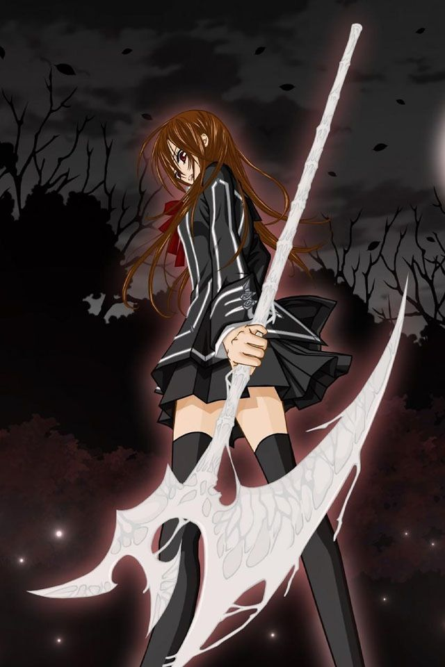 Yuki cross vampire Knight | Vampire Knight (Cosplay ...