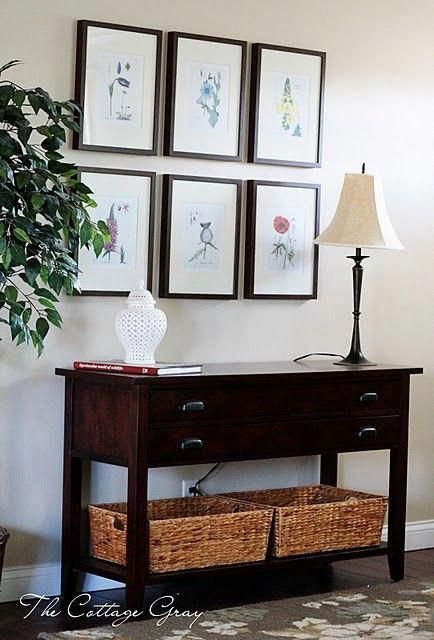 entry way ideas entryway decor home improvement on small entryway console table decor ideas make a statement with your home s entryway id=96219