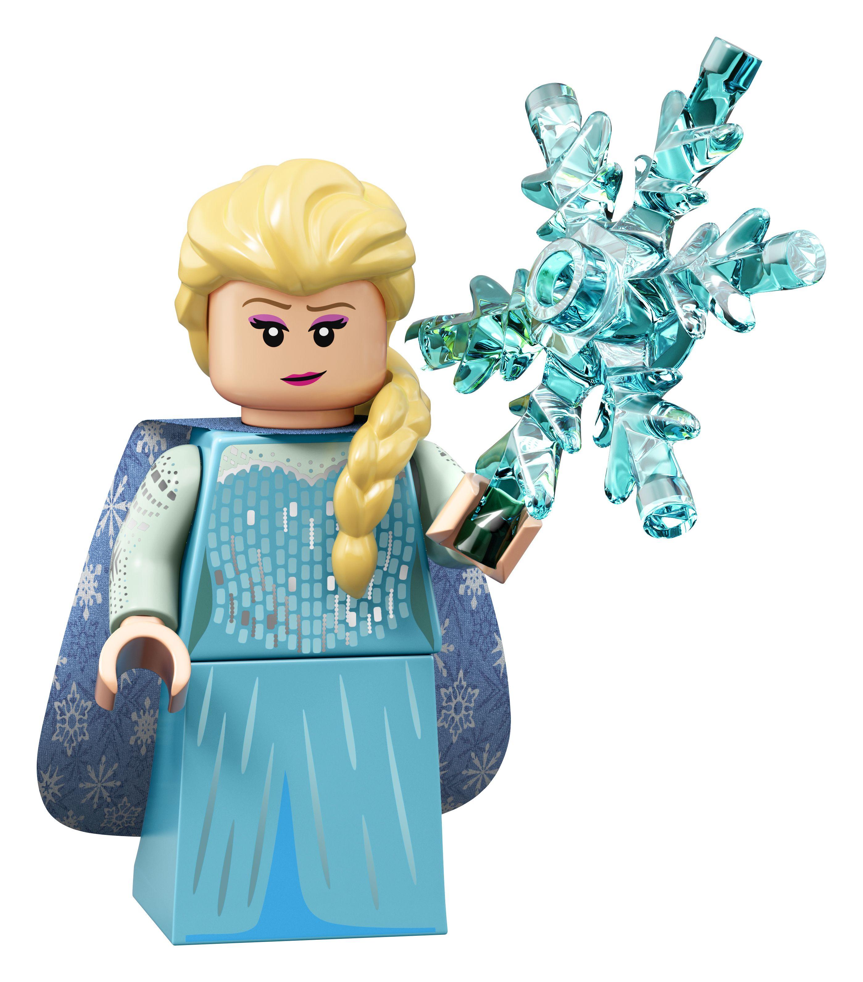 71024 IN HAND NOW LEGO MINIFIGURE SERIES 2 DISNEY ELSA