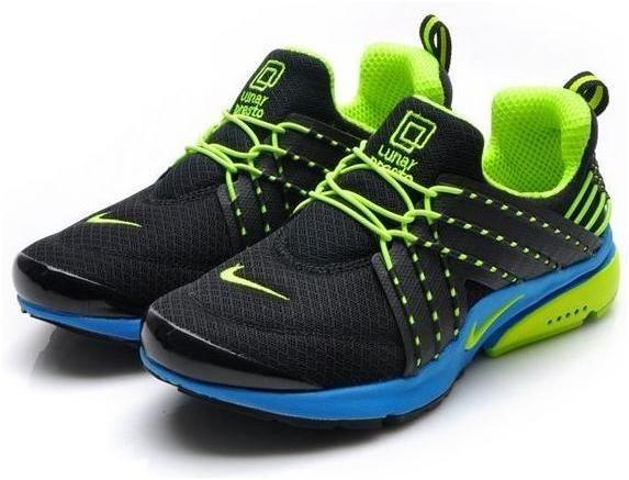 asneakers4u.com 2013 Nike Air Max Mens Sneaker black blue green