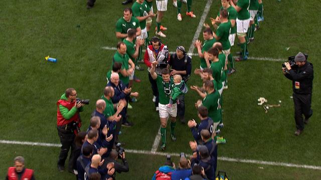 Six Nations 2014 Ireland 467 Italy England v wales