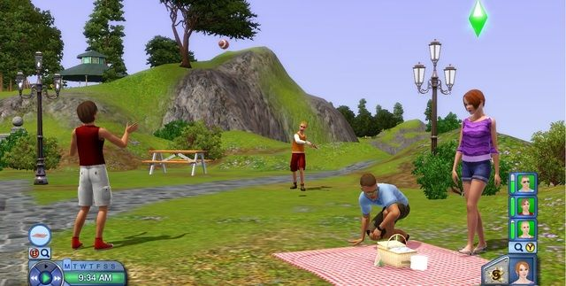 The Sims 3 Screenshot | The Beauty of Video Games | Sims 3