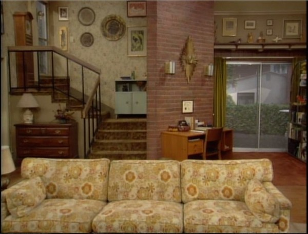 Can You Match The Iconic Living Room To The Tv Show Tv Show House Living Room Background Space Tv Shows