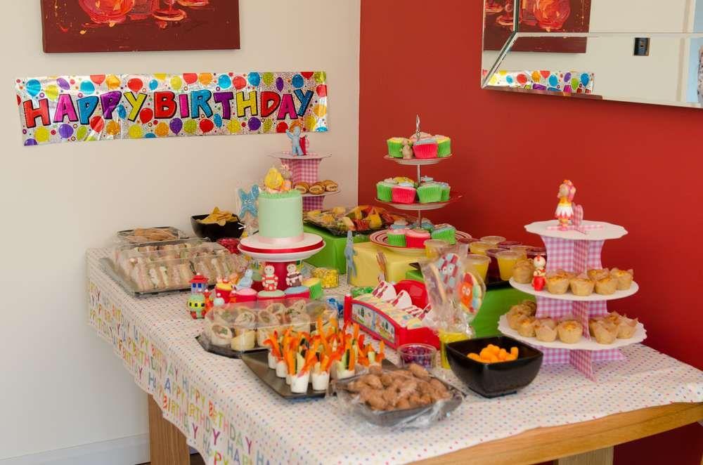In the night garden Birthday Party Ideas   Siennas 2nd Birthday ...