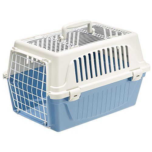 Ferplast Atlas 10 Top Opening Cat And Dog Carrier Blue Click On The Image For Additional Details Dog Carrier Small Pet Carrier Pet Carriers