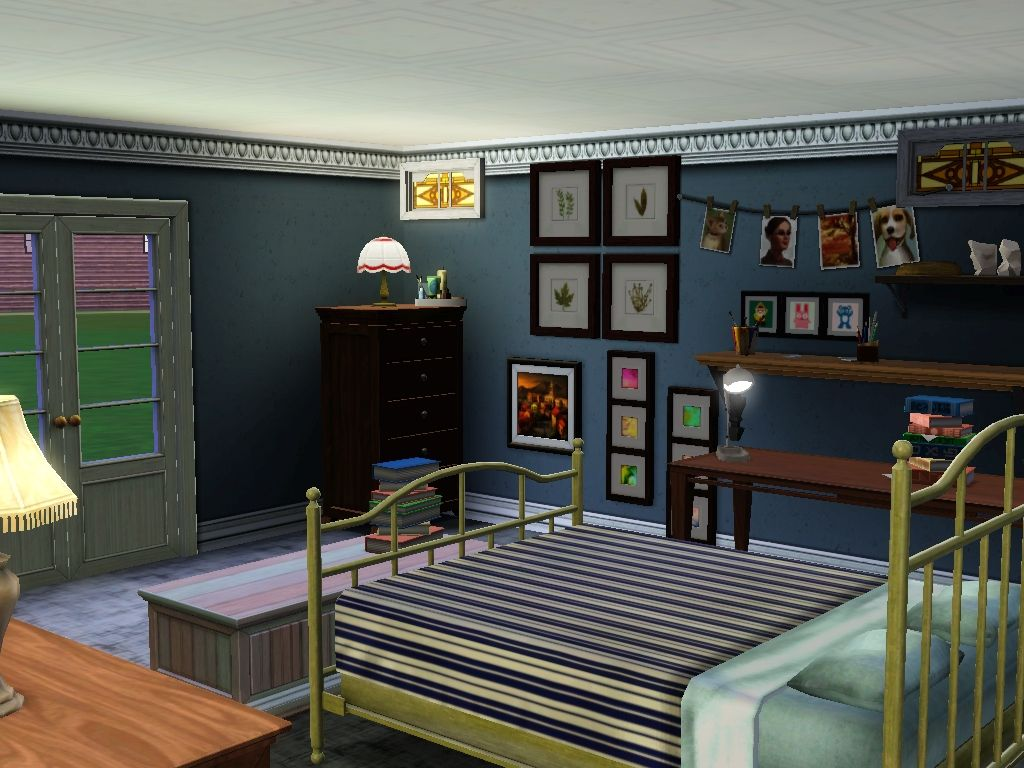 Bedroom Designs Sims 3 creating bedroom plans using the sims 3. | bedroom | pinterest