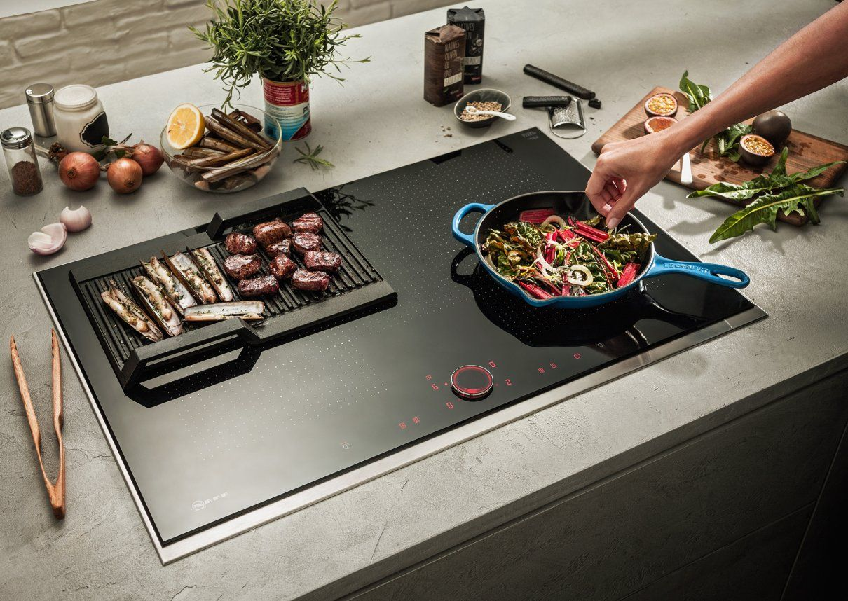 Piano Induzione Neff Flexinduction 80cm flexinduction hob by neff home appliances (with images)