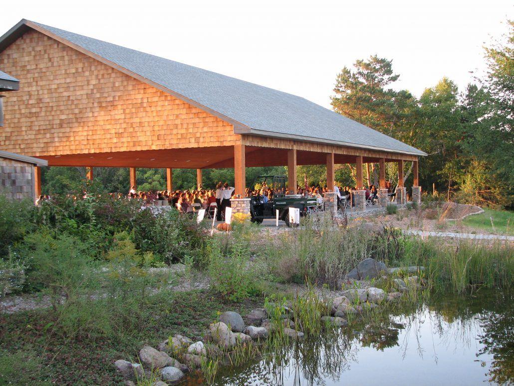 Event venue rental in minnesota carpenter nature center