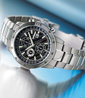 Reloj caballero Titanium
