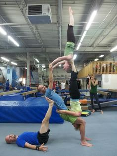 acro pyramids  google search  acro yoga poses acro