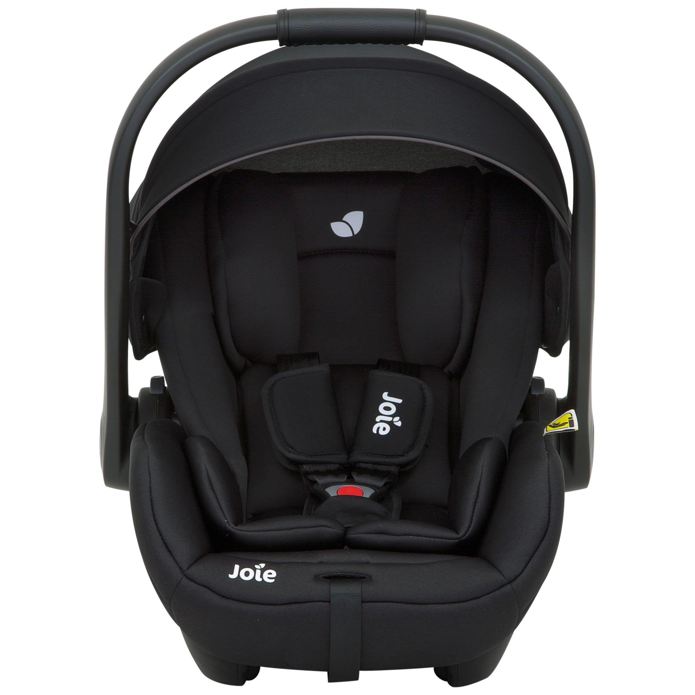 Joie Baby iLevel Group 0+ Baby Car Seat, Coal Baby car