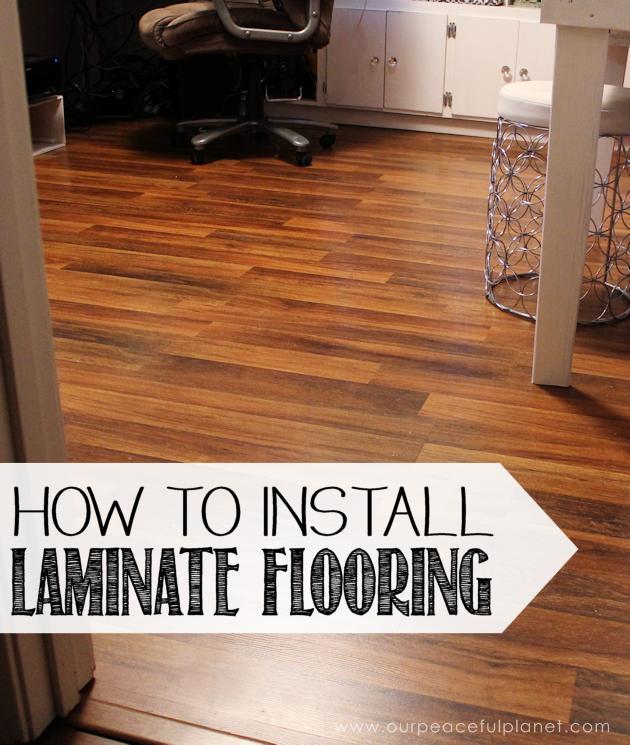 Steps To Install Laminate Flooring Gallery Flooring Tiles Design