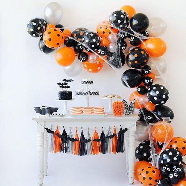 Best selection of DIY party supplies for kids and adults Party - kids halloween party decoration ideas