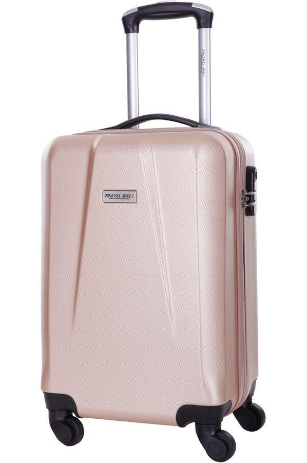 Valise Travel One Valise Cabine 4 Beige 13771203beig Darty Malas De Viagem Mala De Viagem Malas
