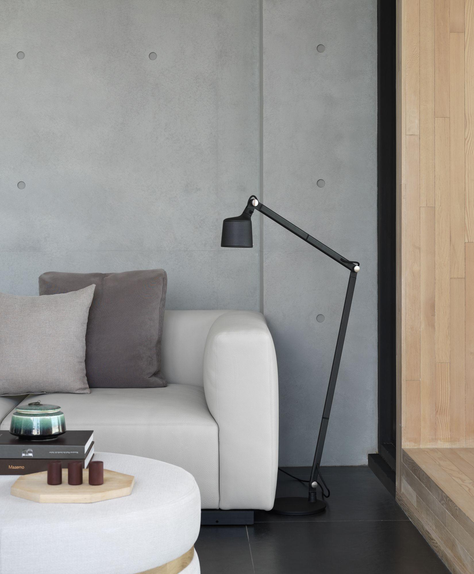 Adjustable Floor Reading Lamp