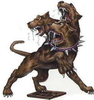 Pictures Of Hades Three Headed Dog