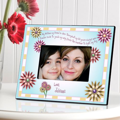 Mothers Poem Frame My Mother My Friend So Dear Throughout My
