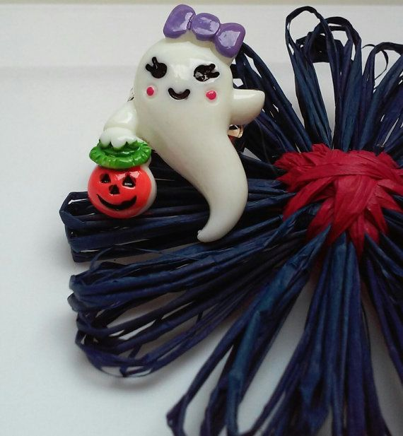 NEW....Ghost Ring / Fun Ring / Halloween Ring / Gift by GrammaLeas