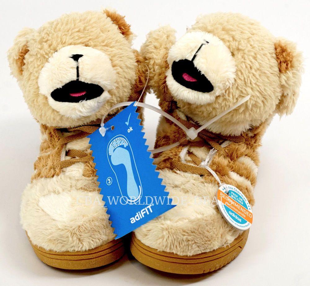 Jeremy Js Bear Teddy toddler shoes Kids Scott New S77810 adidas qPTxawEH