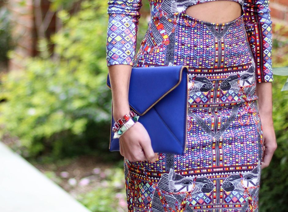 Bold & Bright - Mara Hoffman Dress