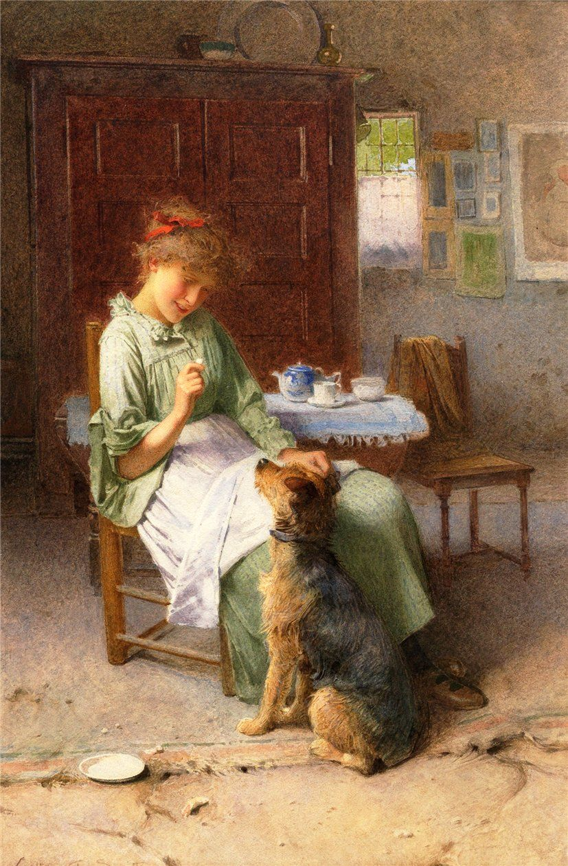 Carlton Alfred Smith (British, 1853-1946)