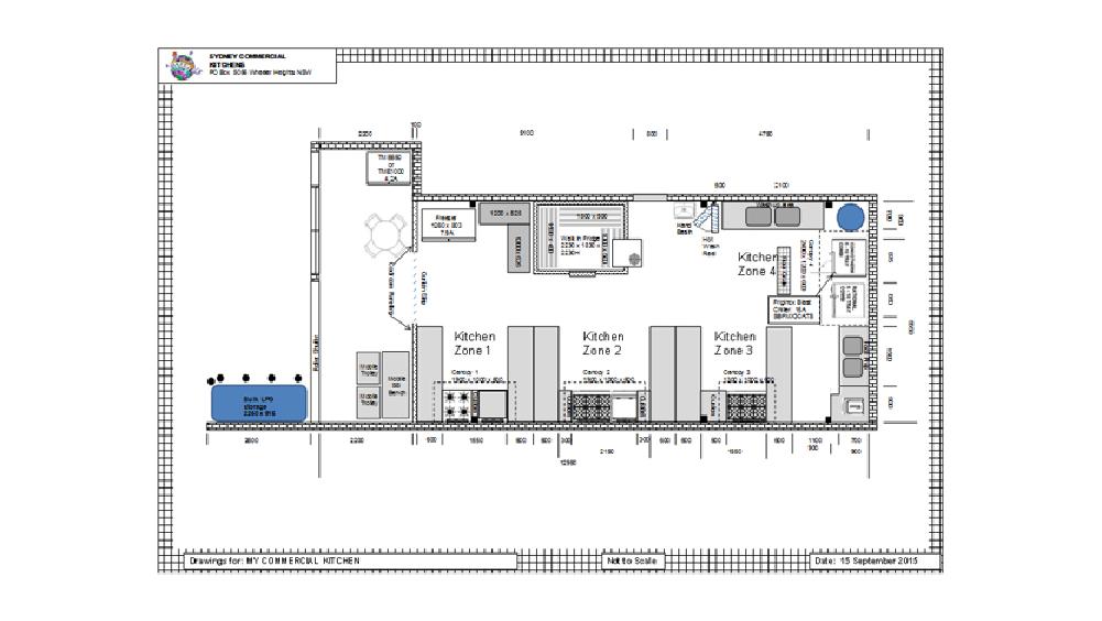 15 Restaurant Floor Plan Examples & Restaurant Layout