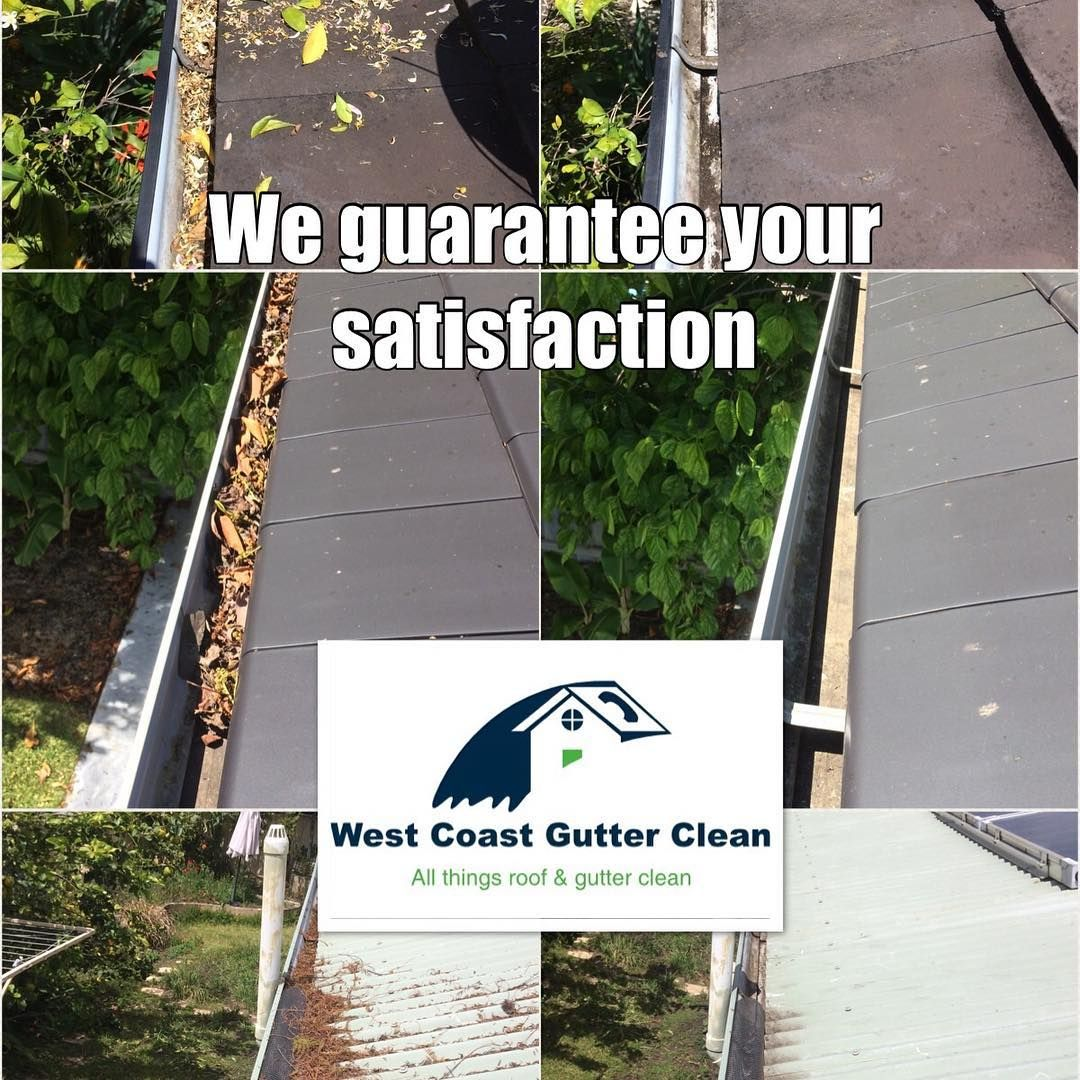 WHY CHOOSE WEST COAST GUTTER CLEAN??? We not only guarantee an exceptional service with every gutter clean but we also provide: - FREE Roof Inspection While we are up there we will save you the trouble and inspect your roof for anything that may need attention repair or replacing. - Before/After pictures We will take a range of photos to not only show you the great job we've done but also anything you may need to show any other tradesman which could save you time and money. If you need your gutters cleaned then give us a call today for a FREE no obligations quote on 0457869707. We also: - Clean solar panels - Supply and fit gutter guard - Pruning and other gardening - Roof maintenance and repairs #guttercleaning #solarpanels #gutterguard #gutterprotection #gutters #roofrepairs #homerenos #westcoast #perth #bringonsummer #solarpower