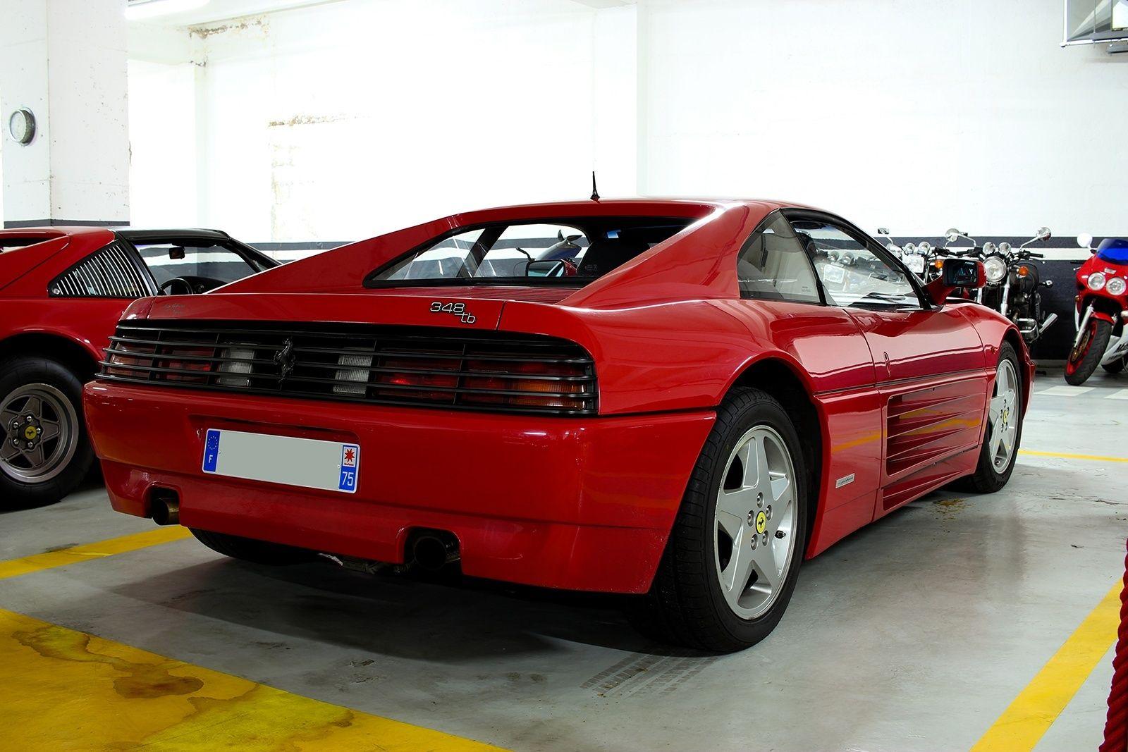 1990 Ferrari 348 Tb Classic Driver Market Ferrari 348