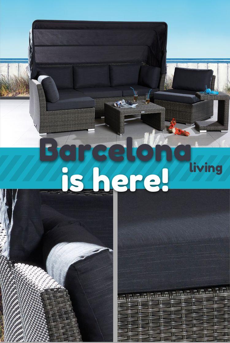 Muschel Set 5 tlg. Barcelona Relax Wholesaler 148220 Alu