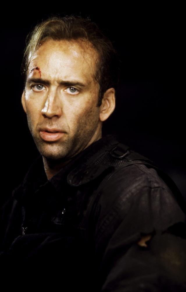 The Rock Nicolas Cage Nikolas Cage Nicolas