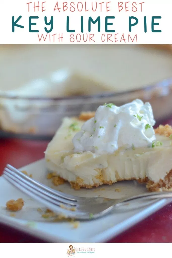 Florida Key Lime Pie Recipe Key West Version The Gifted Gabber Recipe Florida Key Lime Pie Recipe Key Lime Pie Easy Best Key Lime Pie