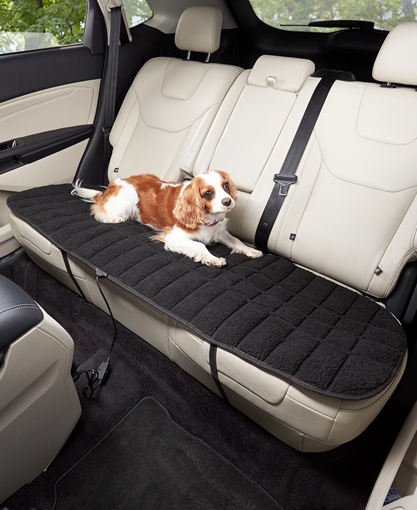 Sherpa Heated Car Seat Covers