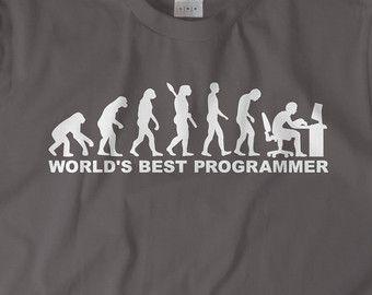 624b3793 World's Best Programmer Tshirt Computer Science Geek Nerd Programmer T-Shirt  Funny Geek Tees Women Mens Youth Kids T Shirt