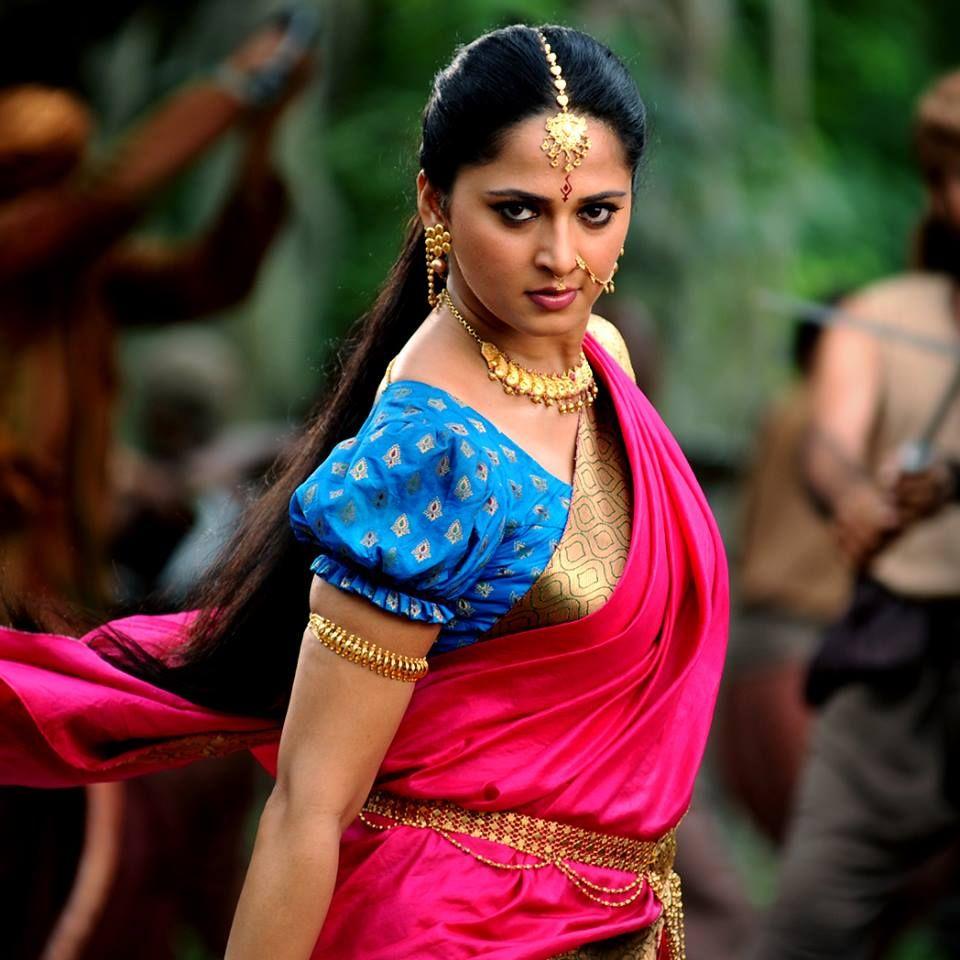 Anushka Shetty As Devsena Unseen Images From Bahubali -8585